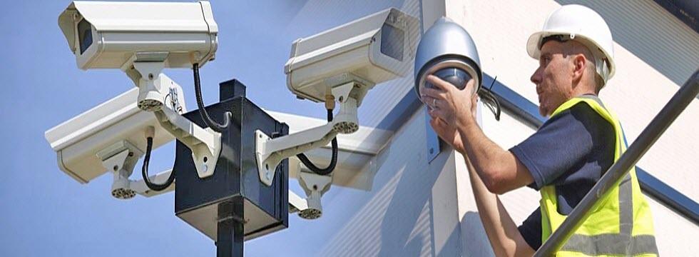 Работы по монтажу систем безопасности