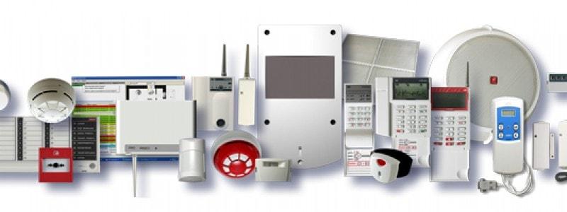 Автоматическая пожарная сигнализация - набор оборудования