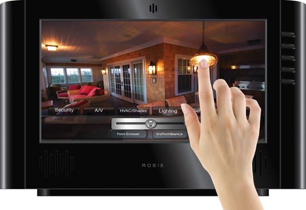 Монтаж системы умный дом в квартире или доме